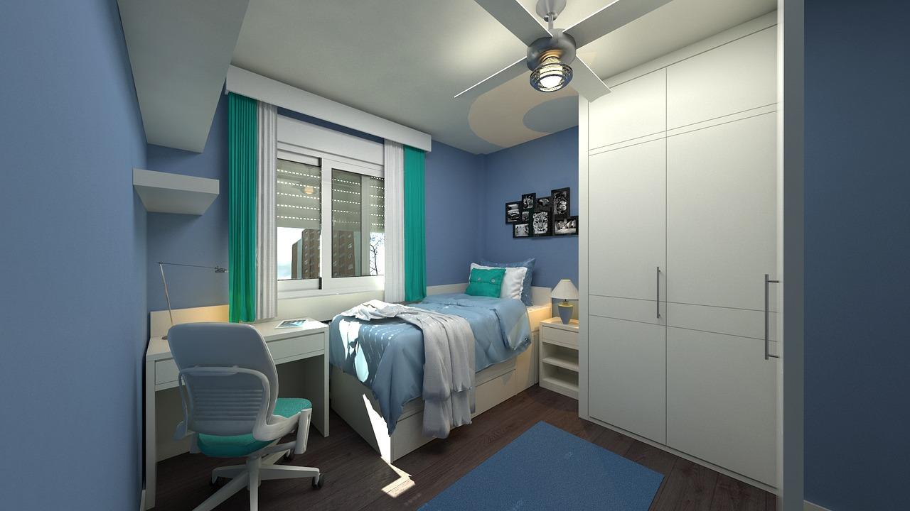 sypialnia-niebieskie-kolory